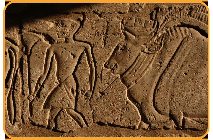 Prática Agrícola do Antigo Egipto