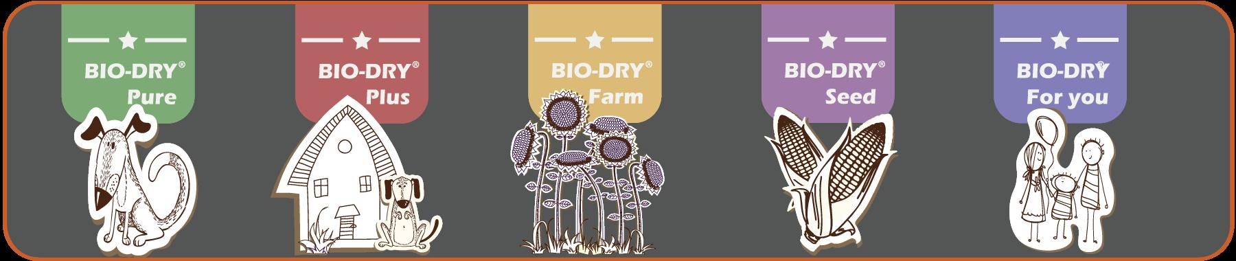 Gamas Bio-Dry