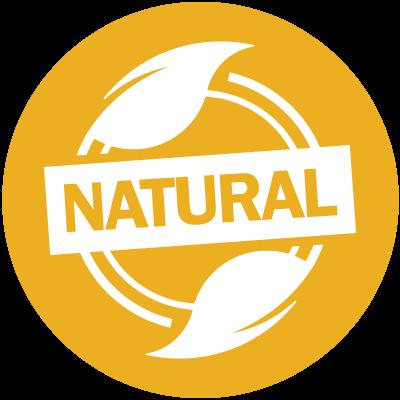 Produto 100% Natural